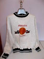 Bench Mark Indiana Hoosiers IU Basketball Sweatshirt Large