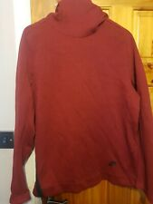 Nike Sports Tech Hoody Men's Size Large - Red - Used