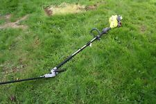 Ryobi 26cc Long reach hedge trimmer-Good used condition..