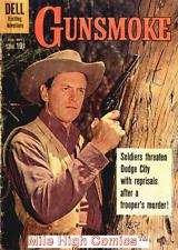 GUNSMOKE (1956 Series) #22 Very Good Comics Book