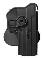 Z1060 IMI Defense Black RH Holster for Sig Sauer P250 Full size 9mm,.40,357 -U