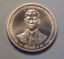 1996 50th Golden Jubilee King Bhumibol Adulyadej Thailand 600 Baht Coin Rama 9