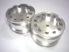 alloy wheel for tamiya AVANTE 2011 , 2001 ( 2pcs ) silver