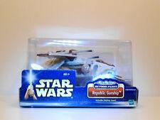 Star Wars REPUBLIC GUNSHIP Micro Machines Action Fleet Vehicle