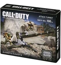 Mega Bloks Call of Duty - Attack Turret -Collector Series 100pcs