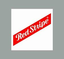 """Red Stripe Beer Company Decal Sticker 2"""""""