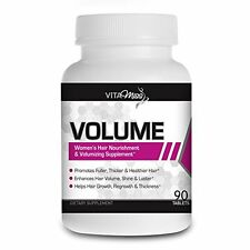 Vitamiss Volume – Hair Nourishment and Volume Amplifier for Women with Biotin!