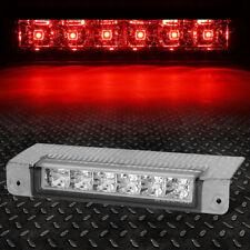 FOR 03-17 EXPRESS SAVANA LED THIRD 3RD TAIL BRAKE LIGHT STOP PARKING LAMP CHROME