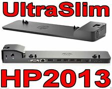 HP 2013 UltraSlim Docking HSTNN-IX10 ★ Elitebook ★ Folio ★ ZBook ★ 2x DP 1.2 TOP