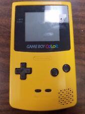 Nintendo Game Boy Color Limited Edition 8MB Dandelion Handheld System