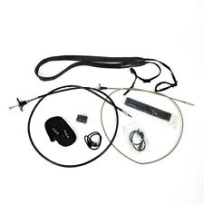 Vintage Lot of Misc Camera Accessories Remote Shutter Trigger Straps Flash Cable