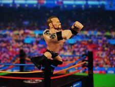 Mattel WWE Wrestling Rumblers Figure Elite RANDY ORTON Cake Topper K903 Q