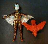 Vintage Silverhawks COPPER KID WITH MAY DAY Kenner Telepix 1986 Complete