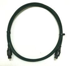 Genuine AudioQuest Forest OptiLink Toslink Optical Digital Cable - 1.5M Length