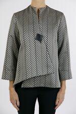 Joseph Ribkoff Metalic,Geometric Jacket 163732 size 10 RRP £225