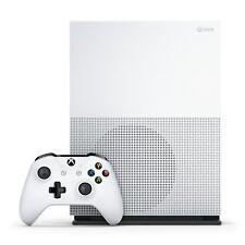 Microsoft Xbox One Slim Gaming Console 1TB HDD White WiFi Compatible