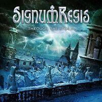SIGNUM REGIS - THROUGH THE STORM  CD NEUF