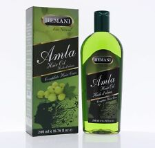 Hemani Amla Hair Oil 200ml (Complete Hair Care). US Seller (Free Shipping)