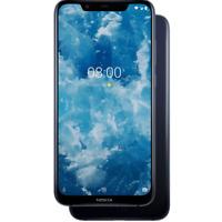 Nokia 8.1 64GB (Unlocked) DUAL SIM 4G LTE 6.18in FHD 20MP ZEISS Blue