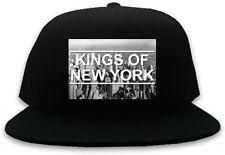 8468ed6298e Kings Of NY New York City Skyline Snapback Hat Baseball Cap One Size Black