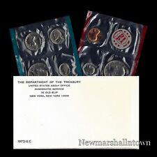 1972 P+D US Mint Set ~ Kennedy Washington Roosevelt Jefferson and Lincoln