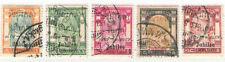 THAILAND 1908 Jubilee Issue FU