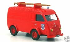 """nice French firetruck RENAULT R2060 """"POMPIERS SAVOIE"""" - red - scale 1/43"""