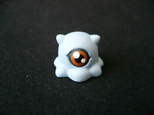 Digimon Mini Figure Kuramon Blue Gray Eyeball Toy Anime Bandai 1/2""