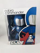 G.I. Joe Mighty Muggs Cobra Commander Figure