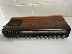 National Panasonic RE-7860LBE Amplifier Amp Tuner Cassette Tape stereo receiver
