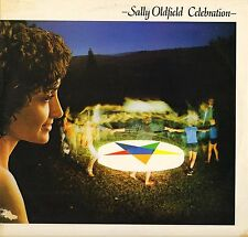 SALLY OLDFIELD celebration BRON 528 A1U/B1U press press uk bronze LP PS VG/EX-