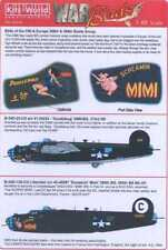 Kits World Decals 1/48 CONSOLIDATED B-24 LIBERATOR China Burma India Theater