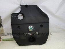 Skoda Octavia Mk1 1U 96-04 1.9 TDI AHF engine cover 038103925 red I