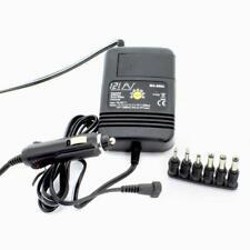 2000 mAh Universal DC/DC In Car Power Supply Adapter 1.5V-12V