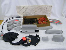 Vintage Mattel Toy Car Racetrack w/ Assembly Instructions
