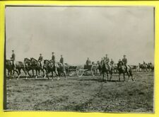 WWI Battery F Camp Site Fort Sam Houston Texas Original Press Photo