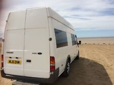 Ford Transit jumbo Camper van lwb high roof