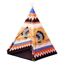 Simon 8234 Kinderzelt Tipi Wigwam Indianer-Zelt für Kinder