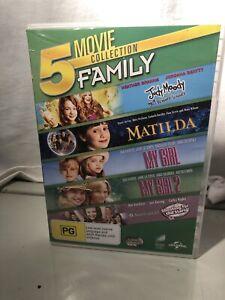 Matilda / My Girl / My Girl 2 / Judy Moody and the Not Bummer Summer / Am DVD