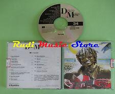 CD DISCO MESE CARAIBI 34 compilation PROMO 1998 HARRY BELAFONTE KASSAV (C24*)*