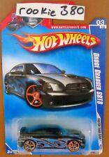 2009 Hot Wheels FASTER THAN EVER #129 ∞ DODGE CHARGER SRT8 ∞ FTE BATTLE FORCE