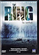 THE RING (La señal) d Gore Verbinski (USA) Tarifa plana en envío dvd España, 5 €