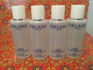 Lot of 4 Orlane Vivifying Lotion 50ml 1.7 fl oz each New