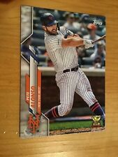 2020 Topps Pete Alonso #350 New York Mets