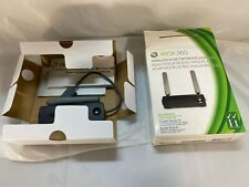 XBOX 360 Wireless N Networking Adapter Complete Box + Manual