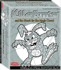 Stainless Steel Booster Killer Bunnies Quest For The Magic Carrot PLE46100