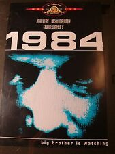 1984 DVD - George Orwell - a true classic everyone should see at least once.