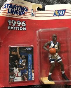 Starting Lineup Shaquille O'Neal 1996 action figure