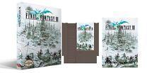 Final Fantasy 3 ( III )Complete Box Set New Sealed NES