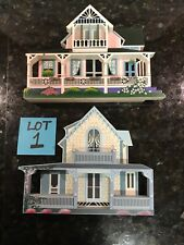 SHELIA'S COLLECTIBLES HOUSES OAK BLUFFS MASSACHUSETTS TRANQUILITY AND ALICE'S
